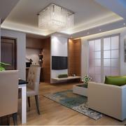 宜家小户型客厅装修设计