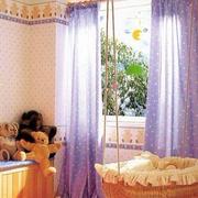 唯美儿童房设计