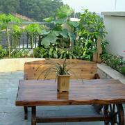 简约别墅入户花园设计