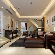 潮流大户型客厅设计