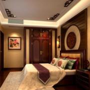 简约新中式卧室装修
