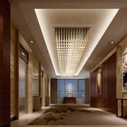靓丽酒店公厕设计