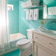 自然小面积卫生间装修设计