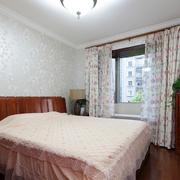 素雅小洋楼卧室图片