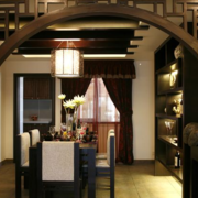 清新中餐厅装饰
