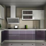 现代欧式厨房欧派橱柜设计