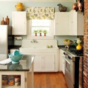 唯美厨房整体橱柜设计