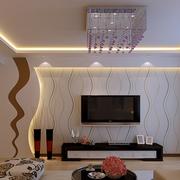 简约现代风格客厅设计