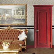 经典客厅tata木门装修设计