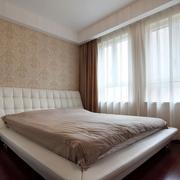 时尚日式榻榻米床装修设计