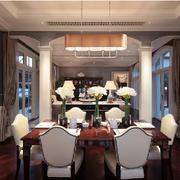 高档餐桌设计