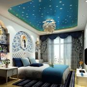 经典地中海卧室设计