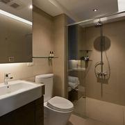 精致小面积卫生间装修设计