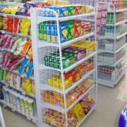 经典小户型超市货架设计