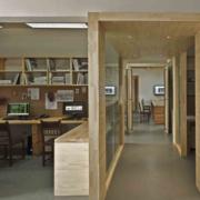 舒适办公室吊顶造型设计