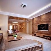 精致现代风格客厅设计