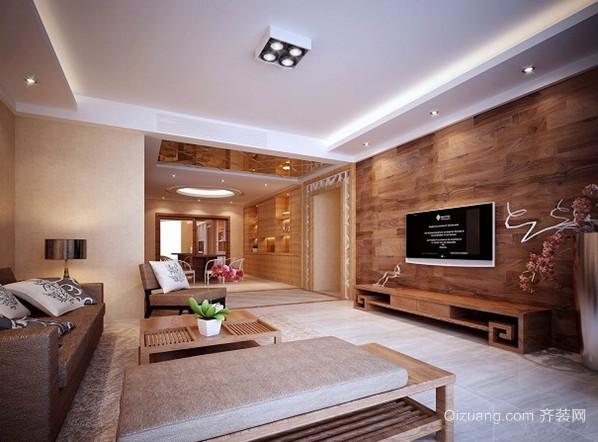 简约不简单 现代风格客厅装修效果图鉴赏