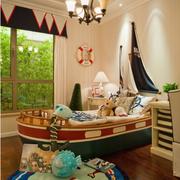 童趣儿童房设计