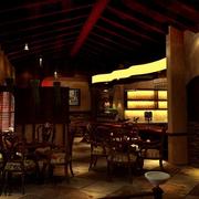 古典地中海风格酒吧设计