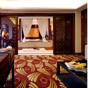 温馨中式客厅装修设计