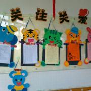 精致幼儿园墙绘设计装修