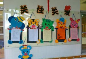 幼儿园墙绘设计装修效果图鉴赏
