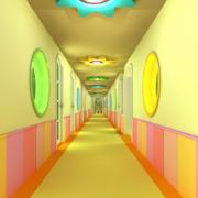 简约幼儿园装修设计