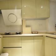 素雅厨房整体橱柜设计
