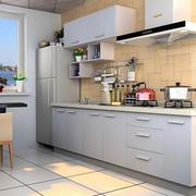 经典欧式厨房欧派橱柜设计