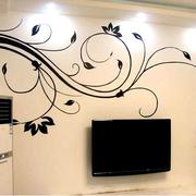 经典液体壁纸电视背景墙装修