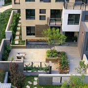 时尚别墅入户花园设计