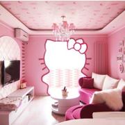 甜美女式公寓卧室装修
