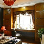 经典东南亚别墅飘窗装修设计