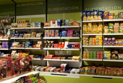 小户型便利店超市货架装修效果图