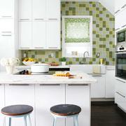 厨房自然局部90平米装修