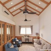 温馨三室两厅客厅设计