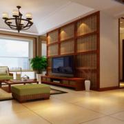 经典东南亚客厅装修