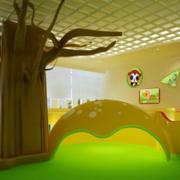 童趣十足幼儿园装修设计