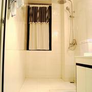 清新小面积卫生间装修设计