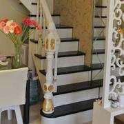 都市阁楼楼梯装修效果图