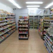 简约小户型超市货架设计