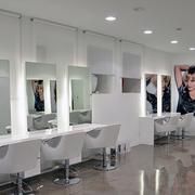精致美发店室内设计