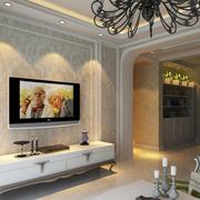 大气现代风格客厅设计