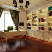 唯美书柜设计