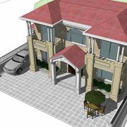 精装农村自建别墅设计