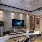 都市美式单身公寓装修设计
