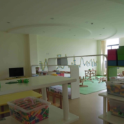 都市幼儿园墙饰装修设计