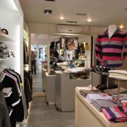 时尚服装店展示设计