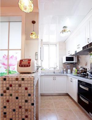 精致厨房橱柜装修设计