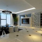 时尚室内地砖装修设计